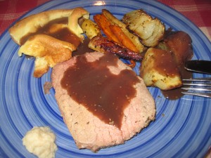 Sunday Roast 4/14/13