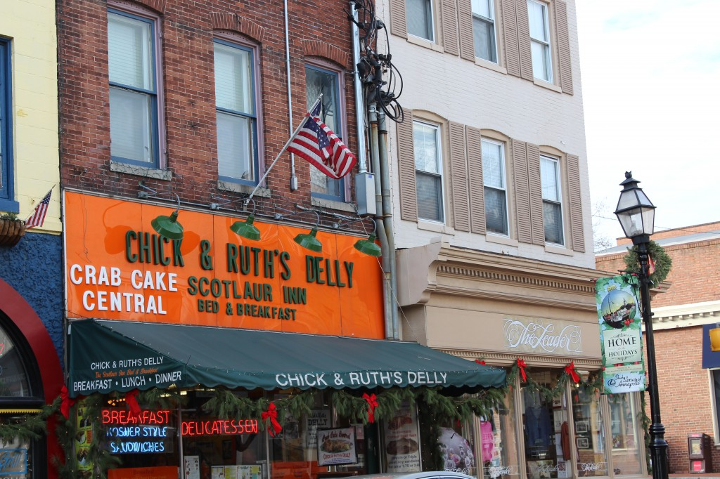 Chick & Ruth's Delly