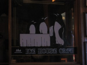 The Ice House Cafe - Food, Fun, Whatever