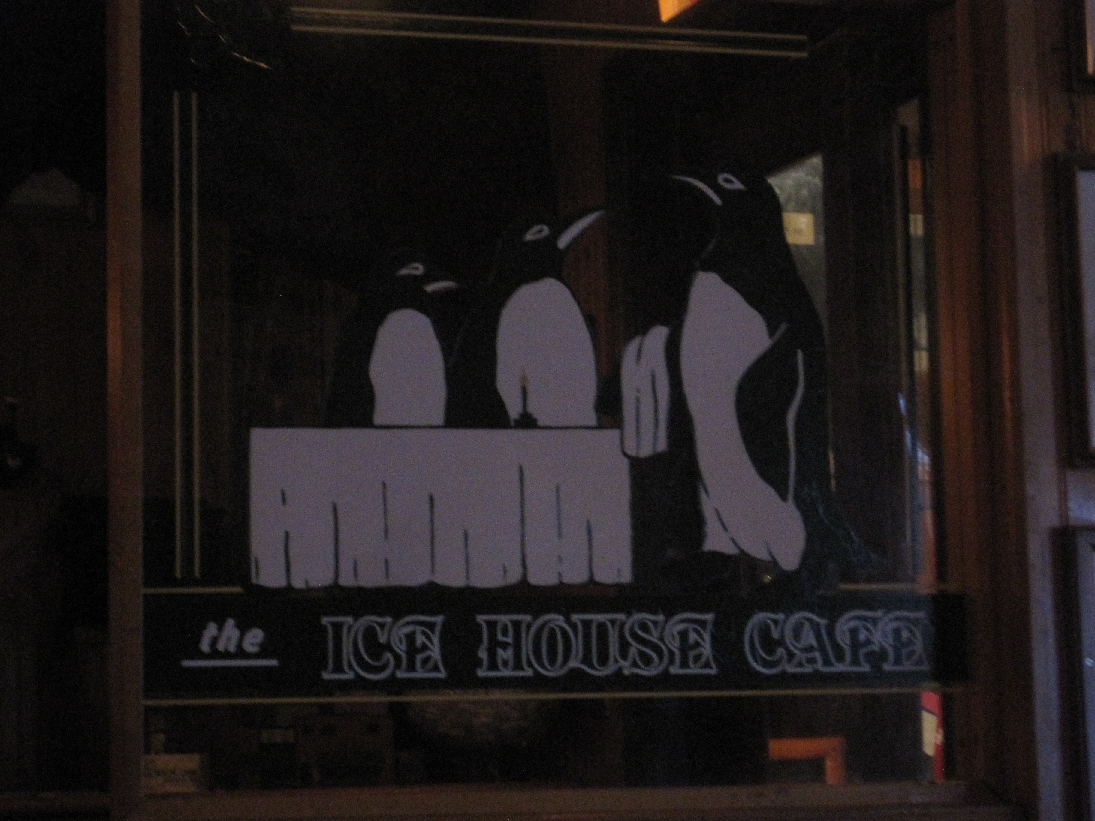 Exploring The Ice House Cafe