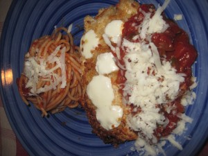 Better Chicken Parmesan