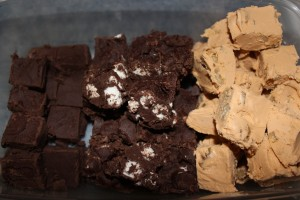 Crazy Ridiculous Easy Fudge - Food, Fun, Whatever !!