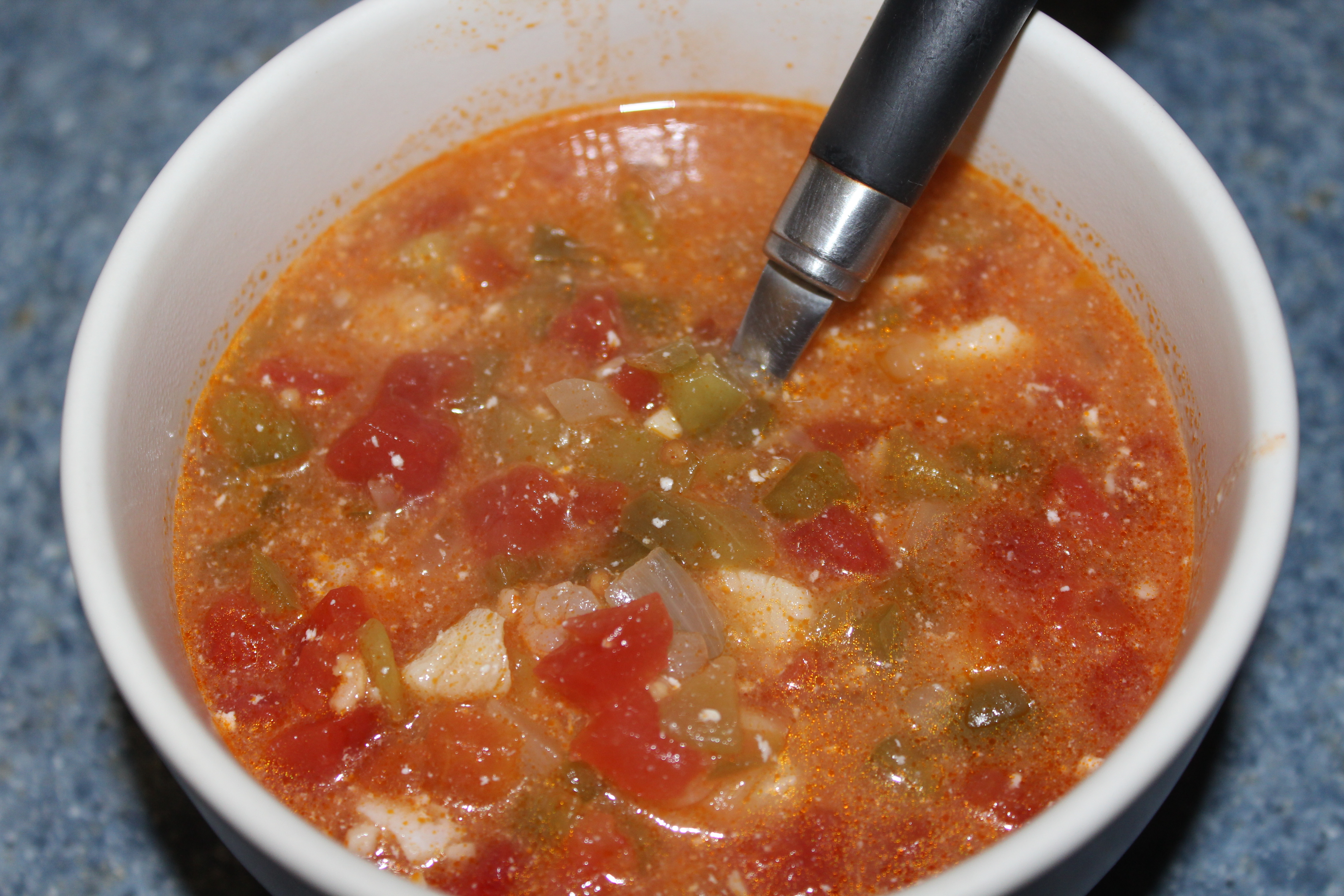 Spicy fish shrimp soup for Mexican fish soup recipe