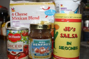 South of the Border Stuffed Peppers - Food, Fun, Whatever !!