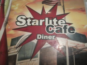 Exploring: Starlite Cafe Diner - Food, Fun, Whatever !!