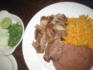 Exploring: Cocina Mexicana - Food, Fun, Whatever !!