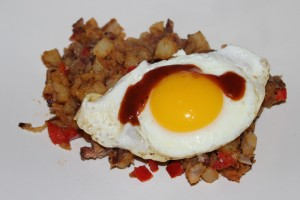 BBQ Pork Hash - Food, Fun, Whatever !!