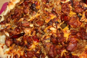 Superbowl Pizzas - Food, Fun, Whatever !!