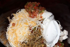 Layered Enchilada Casserole - Food, Fun, Whatever !!