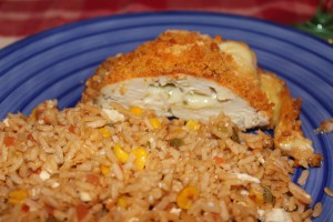 Southwest Stuffed Chicken - Food, Fun, Whatever !!