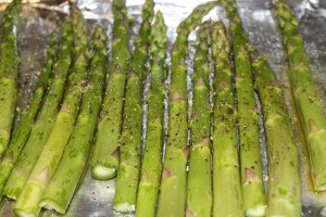 Roasted Asparagus - Food, Fun, Whatever !!