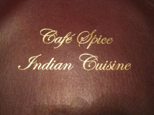 Exploring: Cafe Spice - Food, Fun, Whatever !!