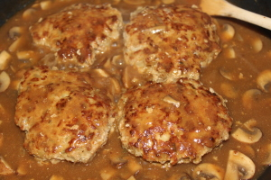 Salisbury Steak - Food, Fun, Whatever !!