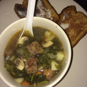 Kale Sausage Soup - Food, Fun, Whatever !!